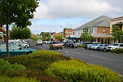 Oberon Town and District | Area Information | Visitor